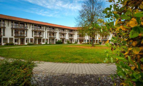Kreisaltenheim Grabenstätt - Außenansicht