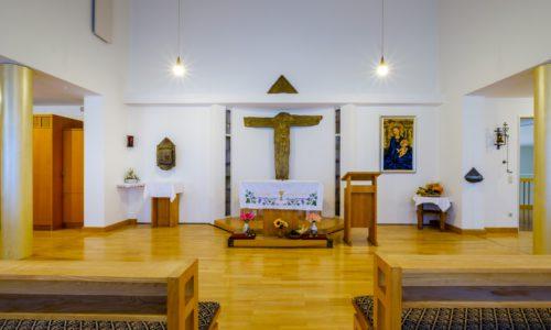 Kreisaltenheim Grabenstätt - Kapelle