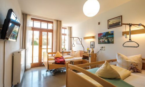 Kreisaltenheim Grabenstätt - Zimmer