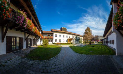 Kreisaltenheim Palling - Außenaufnahme