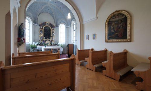 Kreisaltenheim Palling - Kapelle