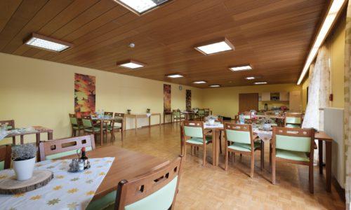 Kreisaltenheim Palling - Speisesaal