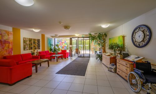 Kreisaltenheim Trostberg - Foyer