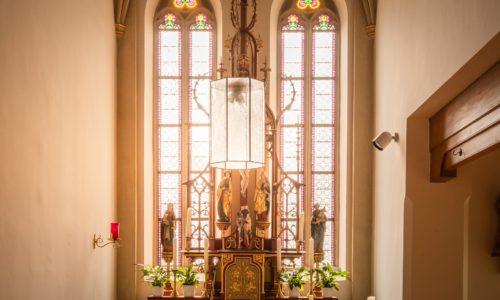 Kreisaltenheim Trostberg - Kapelle