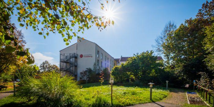 Kreisaltenheim Trostberg - Außenaufnahme