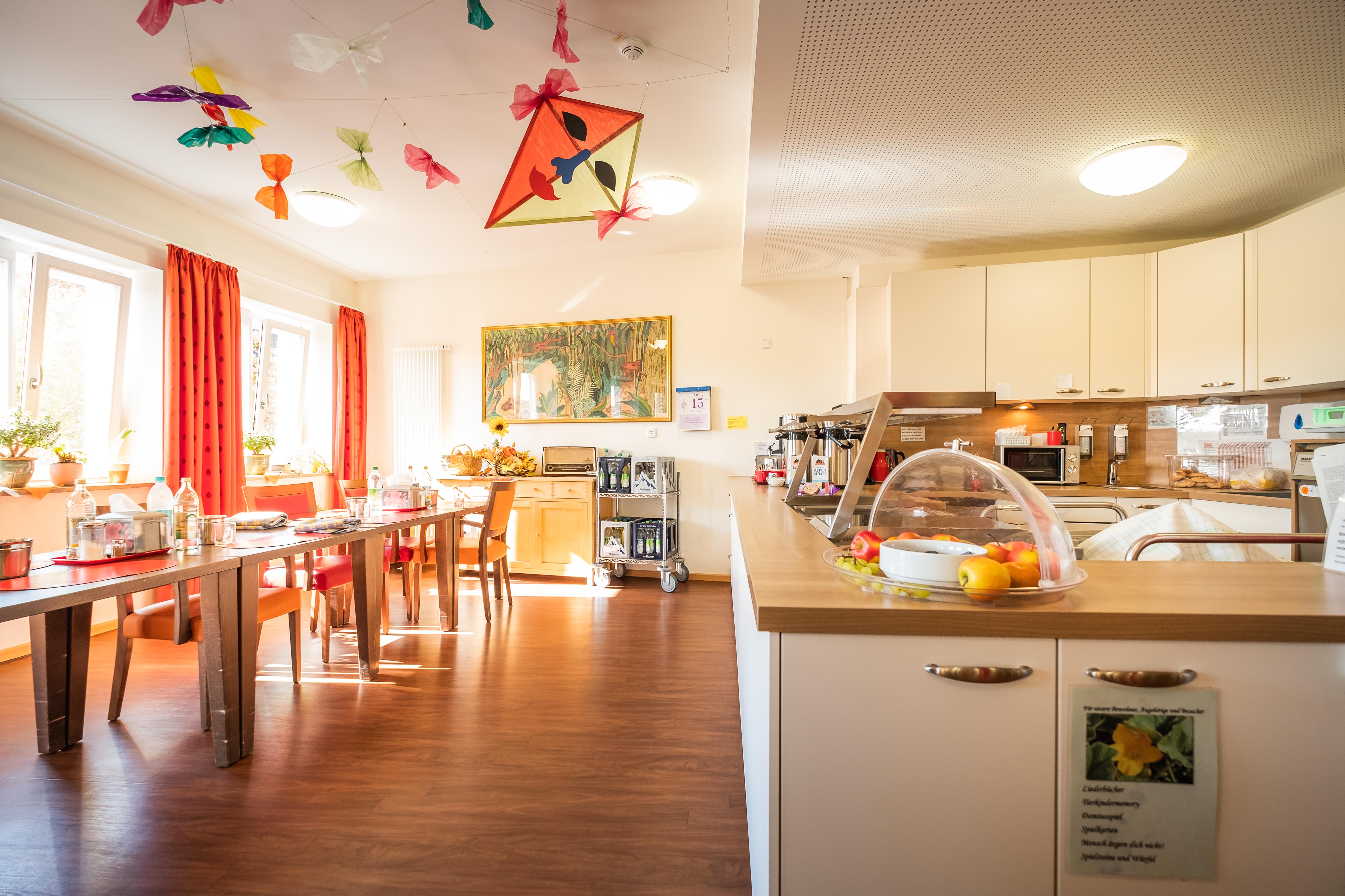 Stellenangebot Wohnbereichhilfe (m/w/d) Auf 450 € Basis