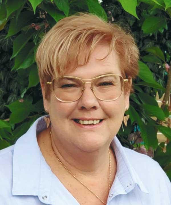 Andrea Zieglgänsberger, Pflegedienstleitung Kreisaltenheim Trostberg