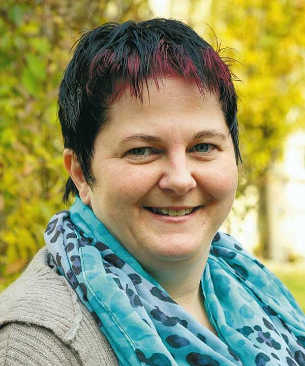 Barbara Otschik, Pflegedienstleitung Kreisaltenheim Palling