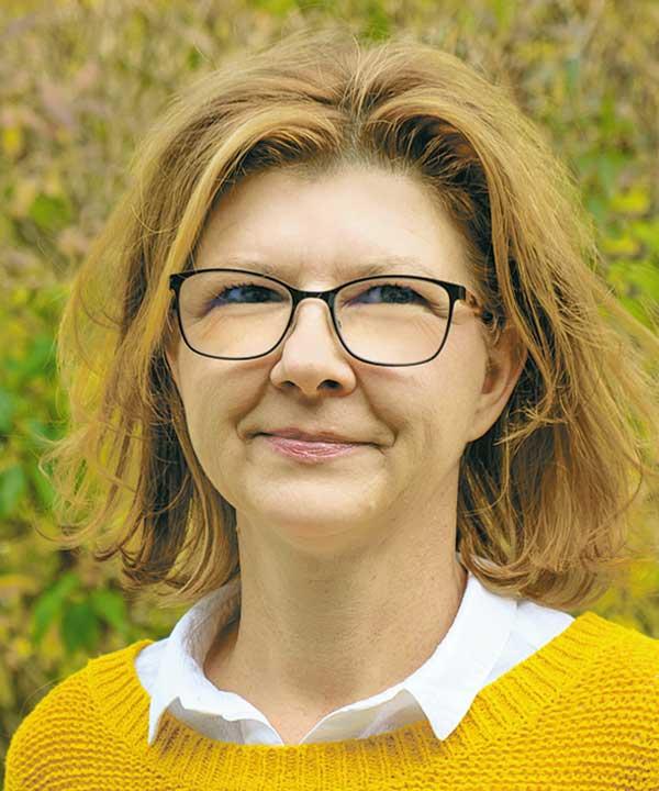 Christine Walter, Heimleitung Kreisaltenheim Palling