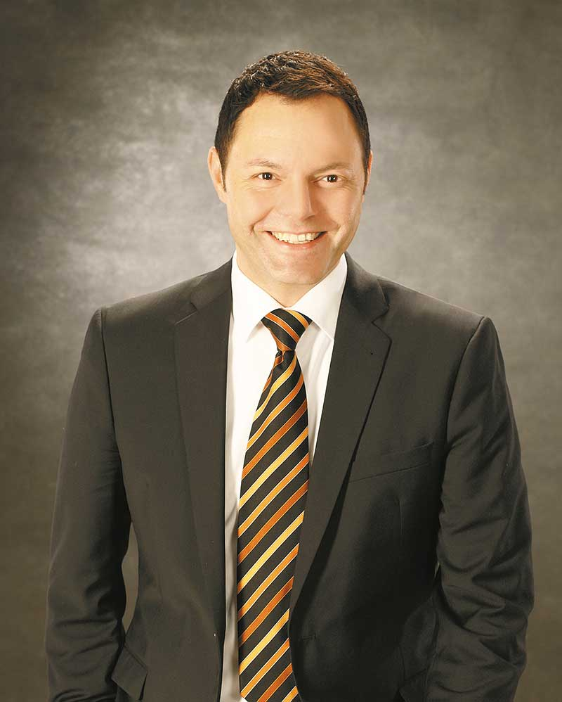 Markus Mayr, Geschäftsführer