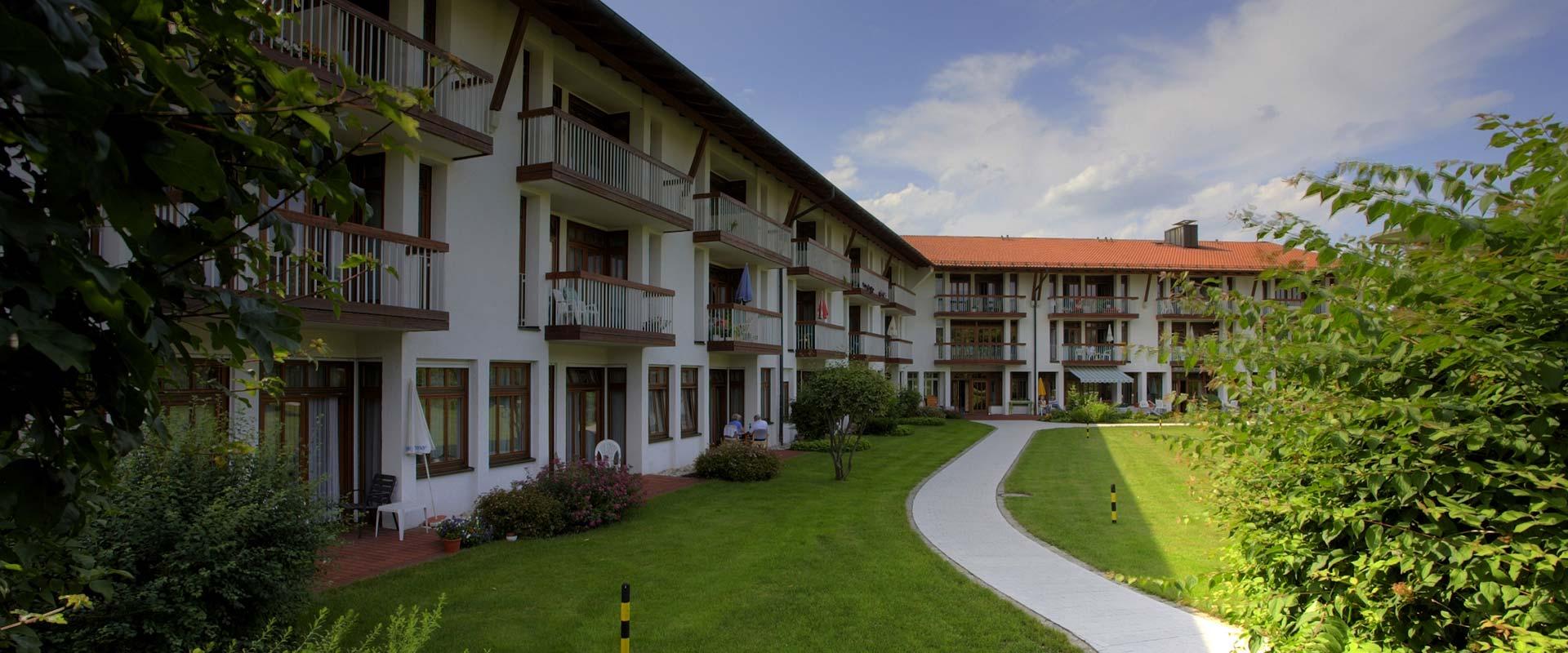Kreisaltenheim Grabenstätt