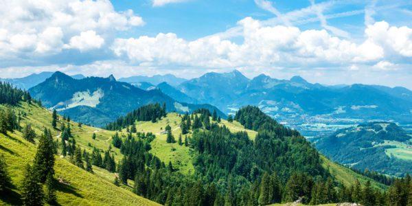 Alpen / Chiemgau