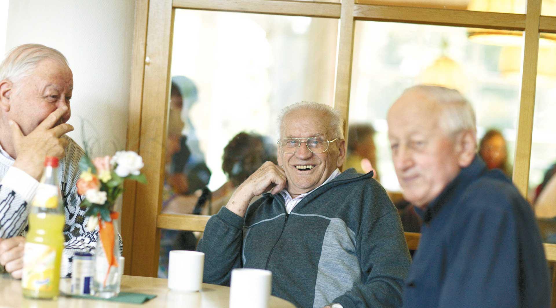 Kreisaltenheim Traunstein - Senioren