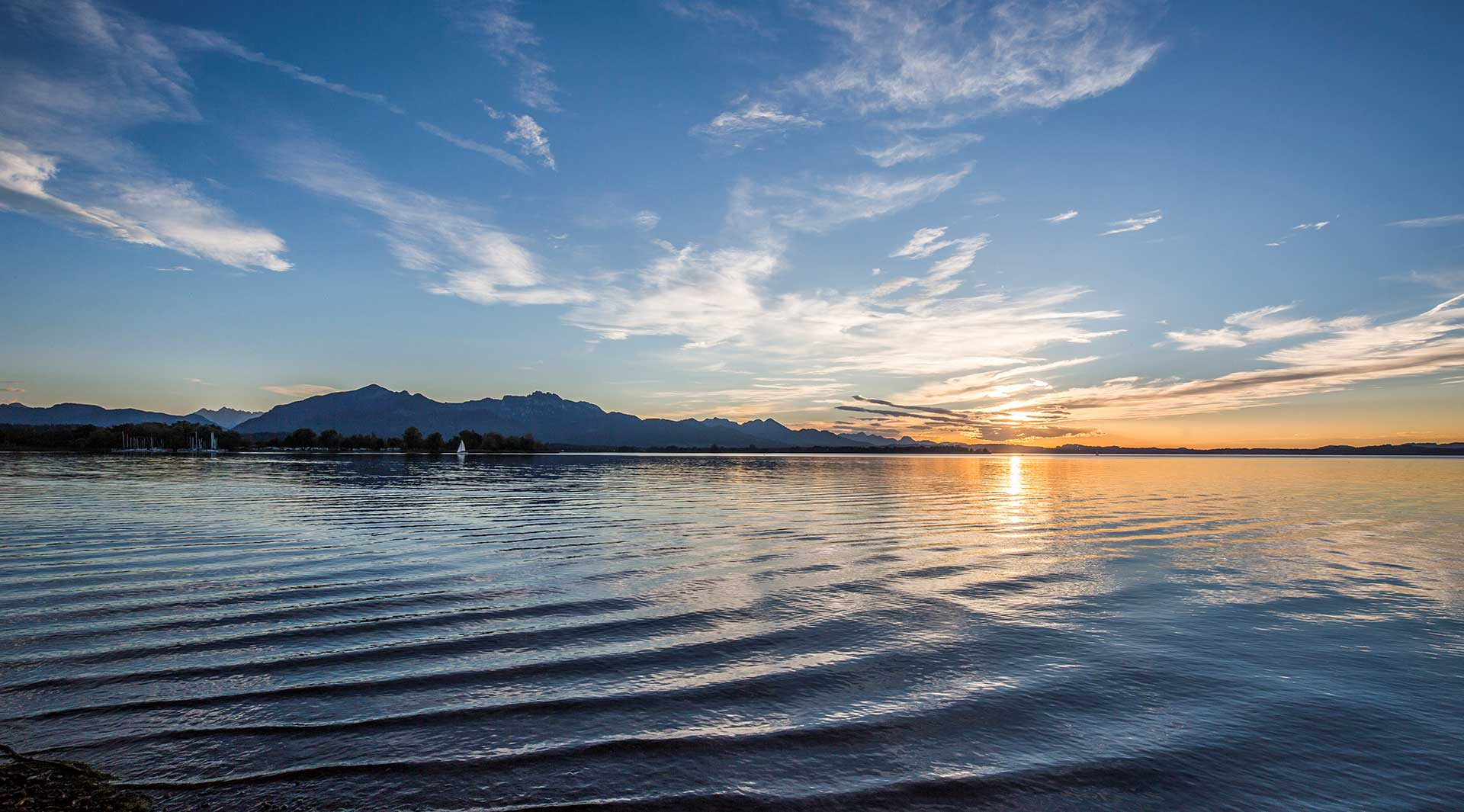 Chiemsee - Copyright by Chiemgau Tourismus e. V.